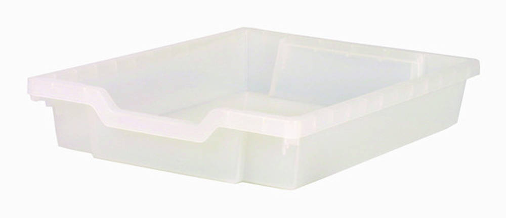 Gratnell Translucent Shallow Tray