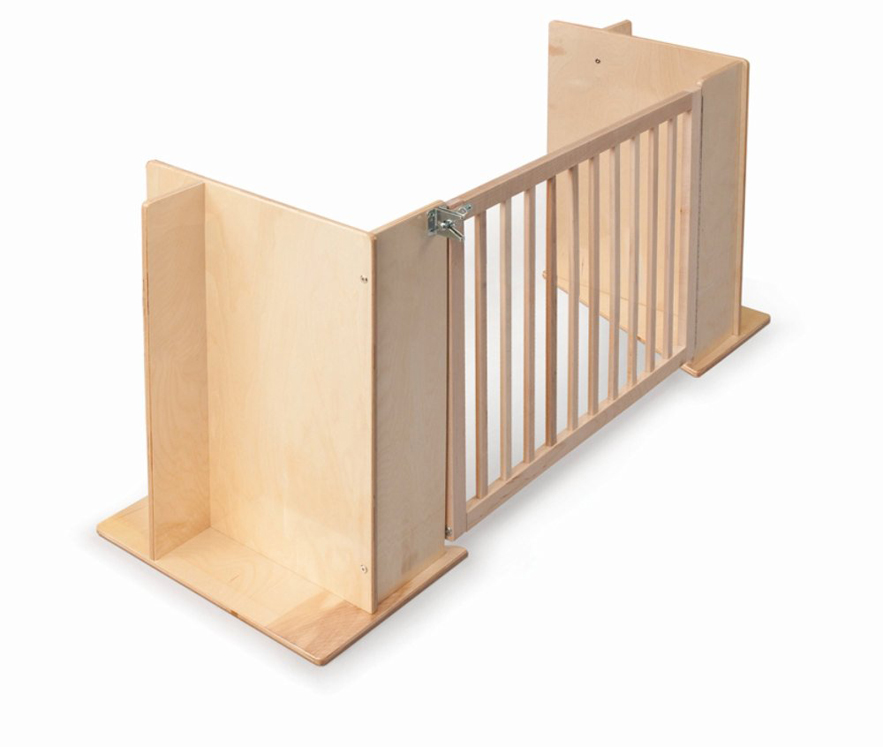Toddler Play Space Gate