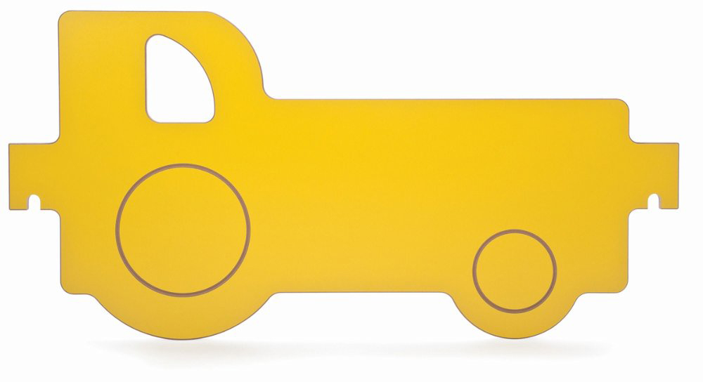 Toddler Play Space Tractor Panel