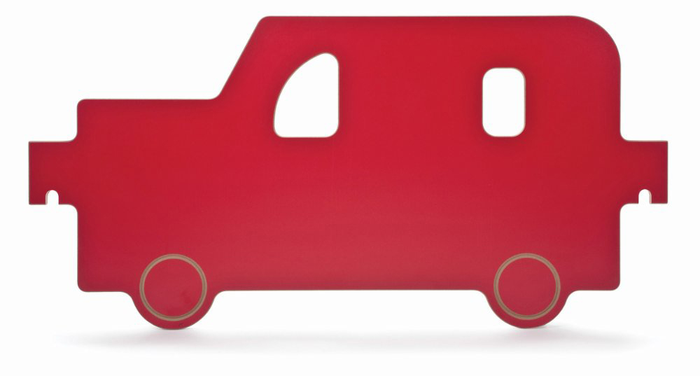 Toddler Play Space Car Panel