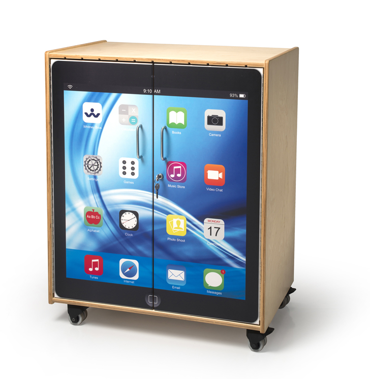 Tablet Security Cabinet