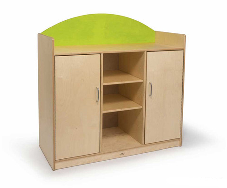 Rainbow Storage Cabinet with Doors
