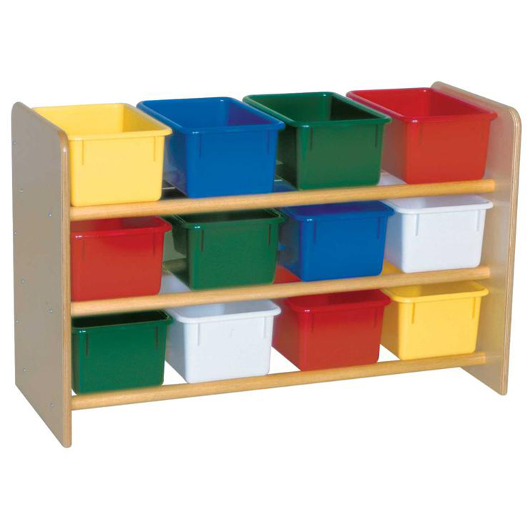 See-All Storage with (12) Trays | 21