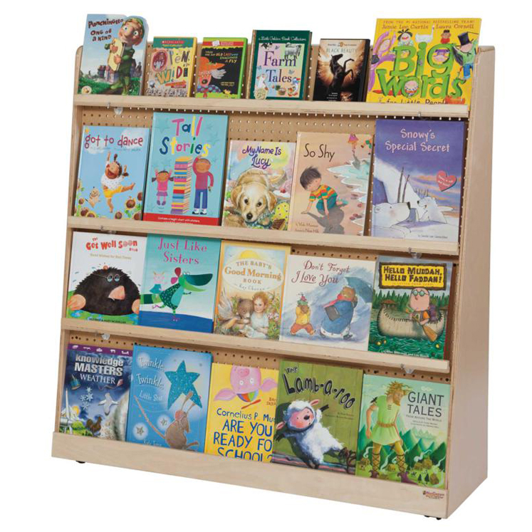 Double Sided Book Display 48