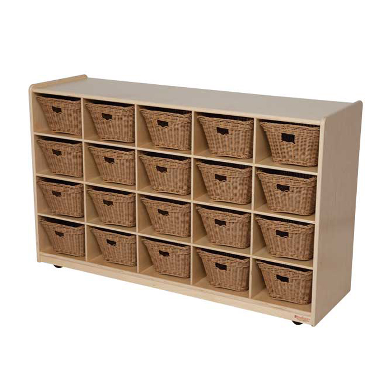 20 Tray Storage with Baskets | 30