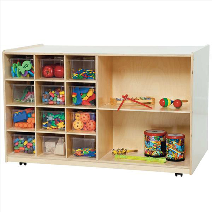 Double Mobile Storage with (12) Trays | 30