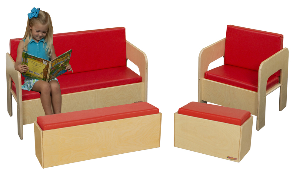 Children's Furniture - Set of 4