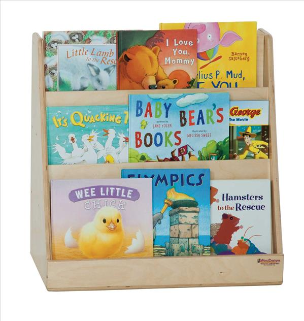 Tot Size Book Display | 25