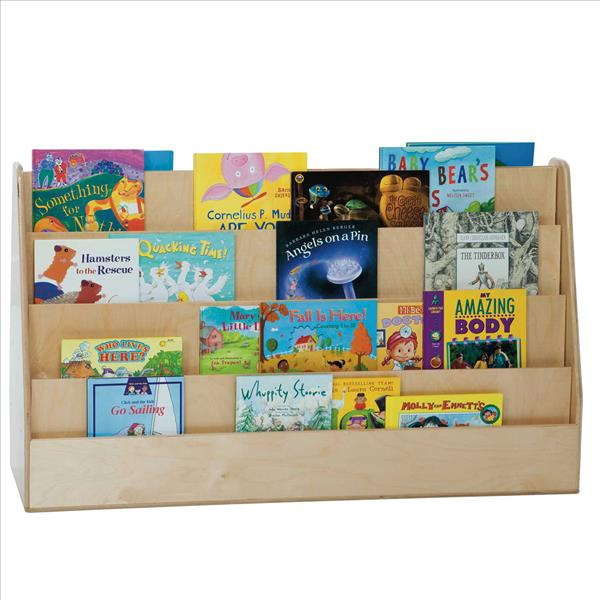 X-Wide Double Sided Book Display | 29