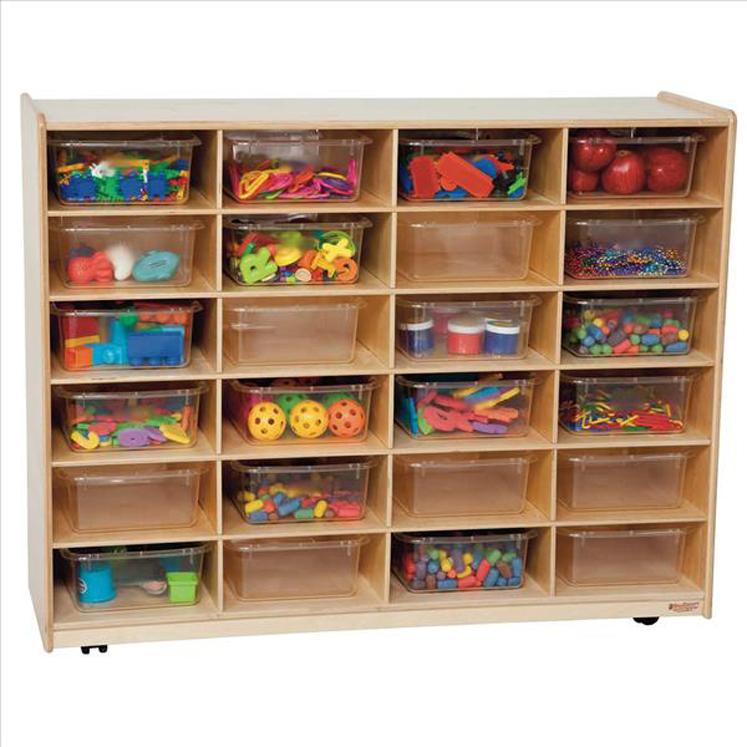 Large Tray Storage | 38