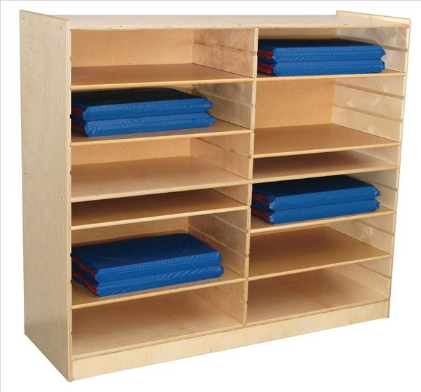 Folding Rest Mat Storage