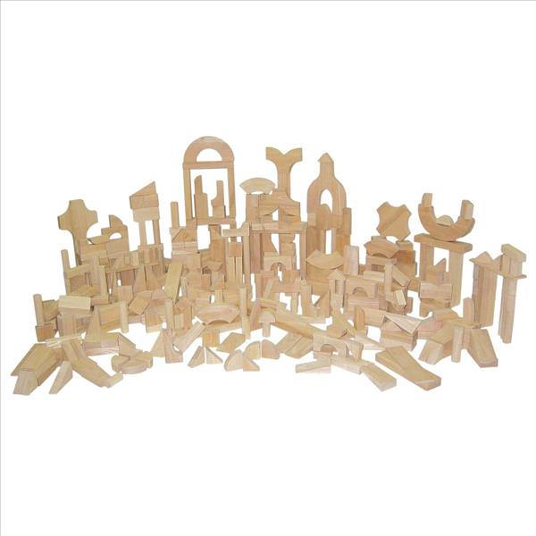 Classroom Blocks - 24 Shapes - 372 Pieces