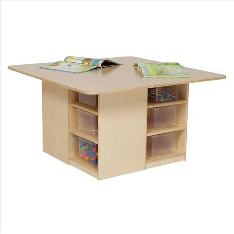 Cubby Table with 12 Trays | 20