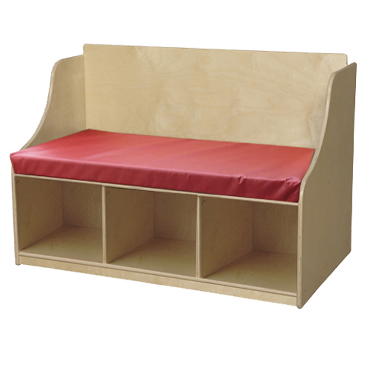 Reading Bench with Storage | 29