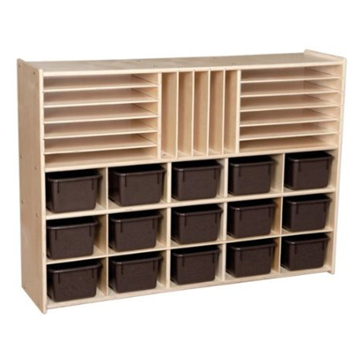 15 Tray Multi Use Storage: with Chocolate Trays | 33-7/8
