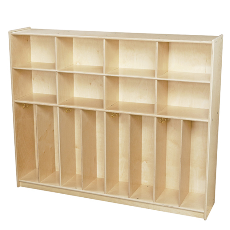 Baltic Birch Neat-N-Trim Lockers (60