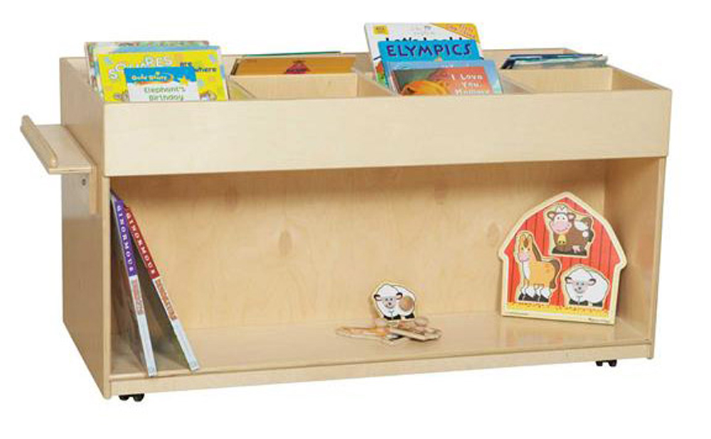 Mobile Book Organizer | 23 3/4