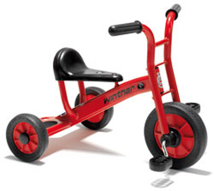 Winther Small Red Tricycle