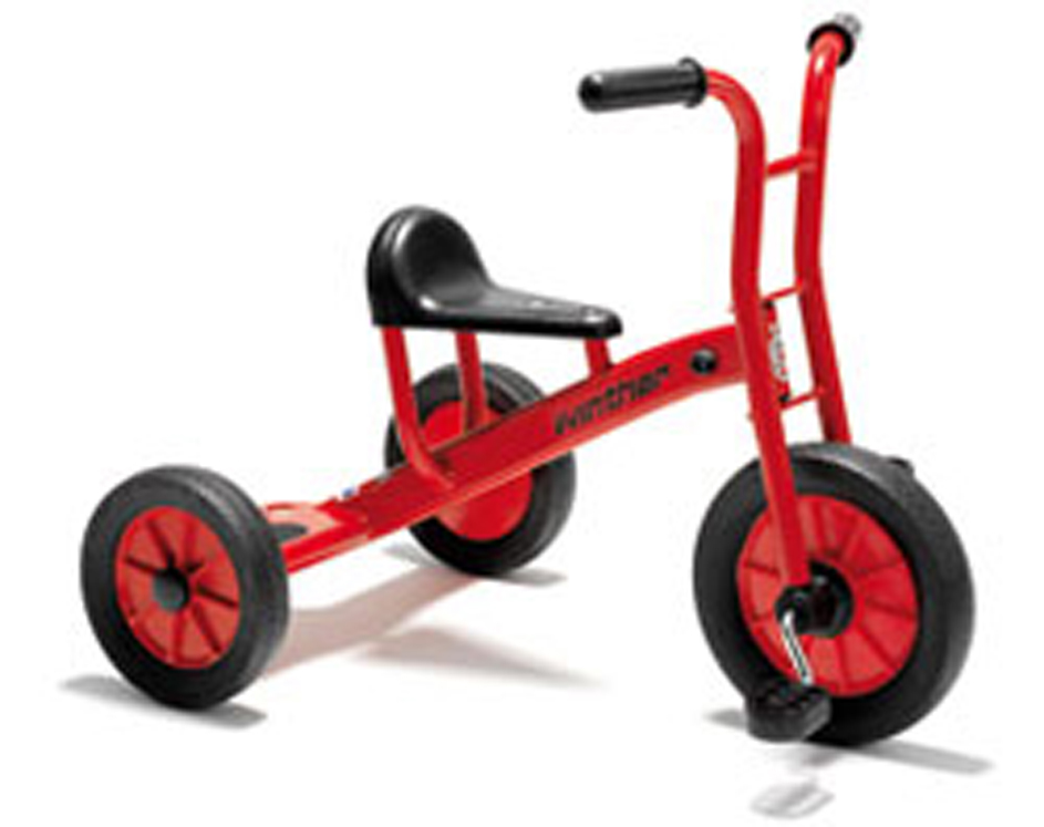 Winther Medium Red Tricycle