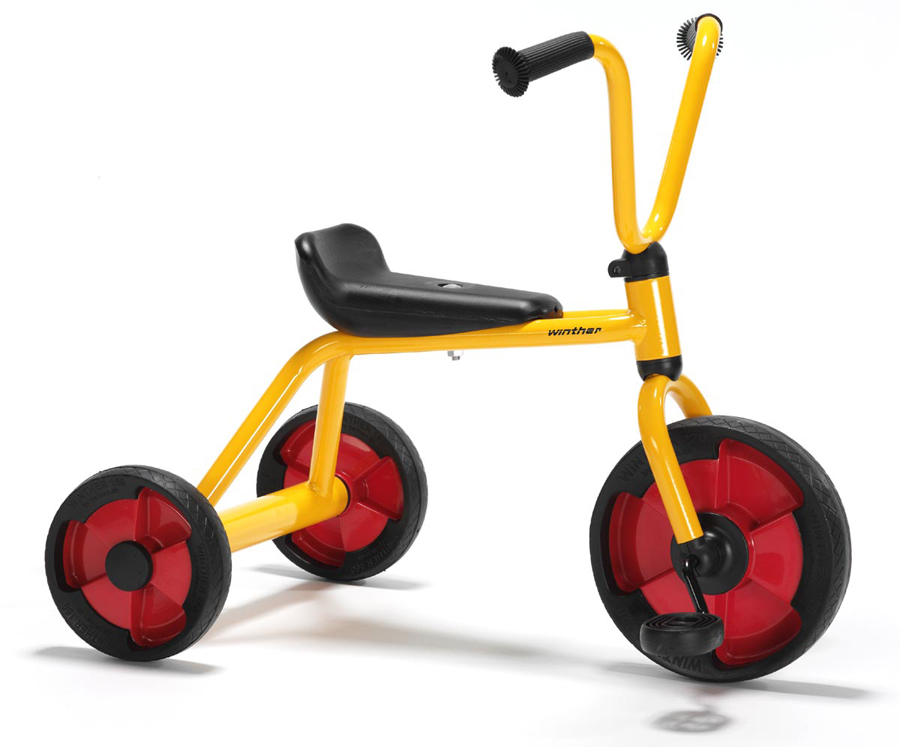Toddler Tricycle, Yellow