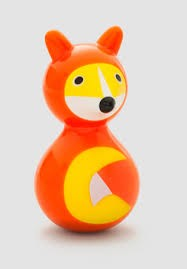 Wobbles Toy - Fox