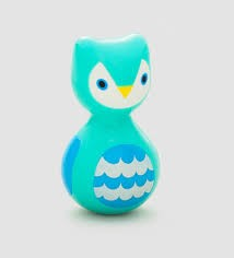 Wobbles Toy - Owl