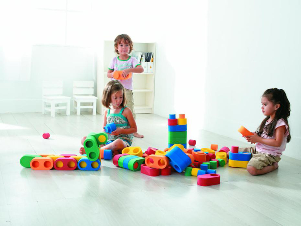 Weplay Linkits - 95 Pieces