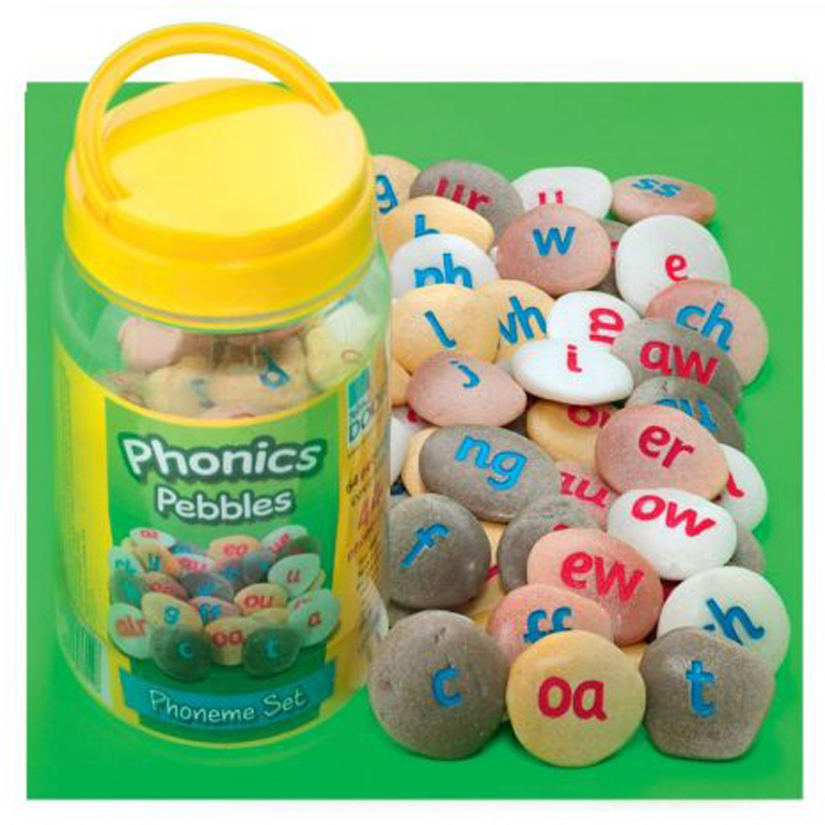 Phonics Pebbles