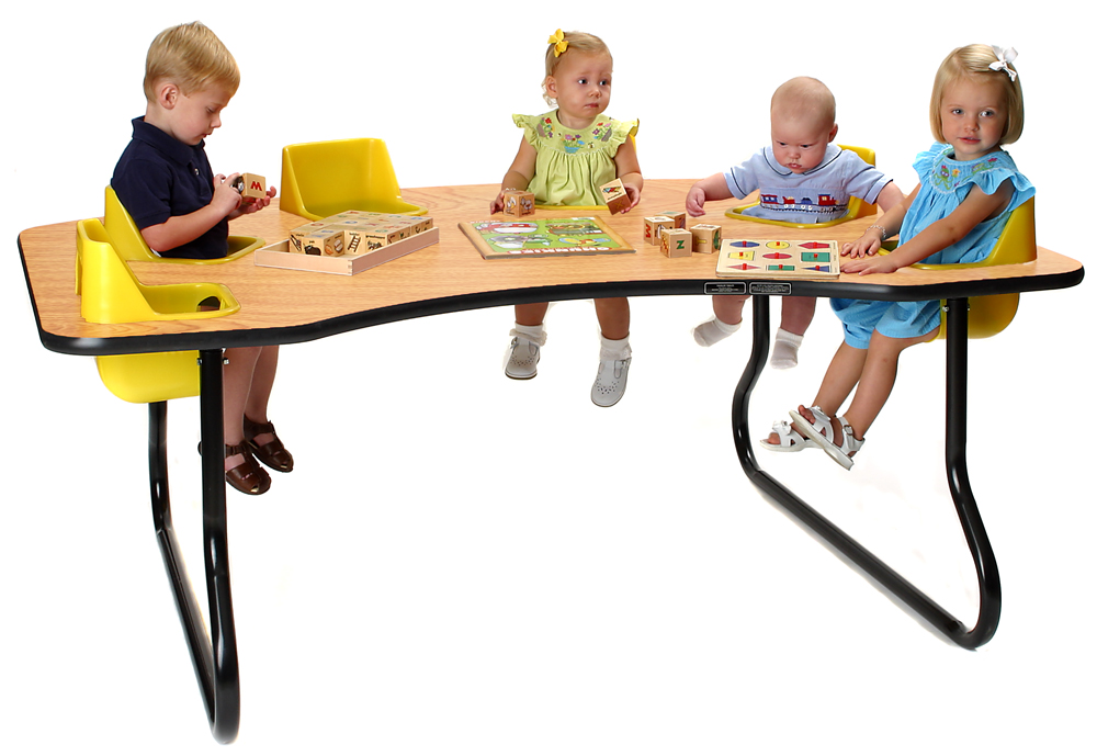 23d9bfe66 Up to 75% OFF! 6 Seat Toddler Table