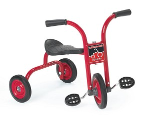 "SilverRider 10"" Pedal Pushers Trike - 2-Pack"