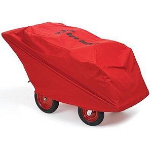 Red Bye-Bye Buggy Cover