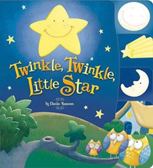 Twinkle, Twinkle, Little Star - Board Book
