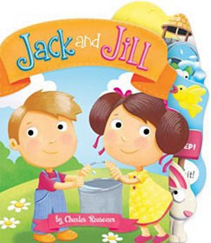 Jack and Jill - Board Book