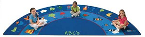 Fun with Phonics Rug - Semi - 2 Sizes