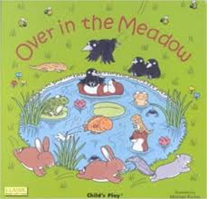 Over in the Meadow Classic Board Book with Holes