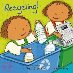Helping Hands - Recycling!
