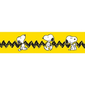 Peanuts Snoopy Yellow - Deco Trim