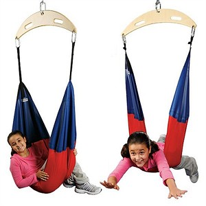 TheraGym  Over the Moon Swing Set A