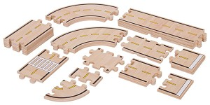 Roadway System - 42 Pieces