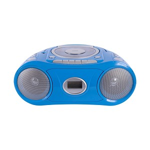 HamiltonBuhl Bluetooth, CD, Cassette, FM Boombox