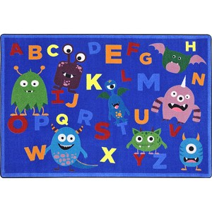 Monster Mash Rug - Multiple Sizes Available