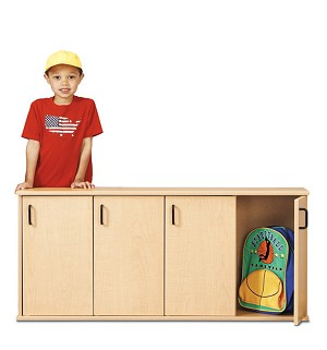 Young Time  Stackable Locker with Doors