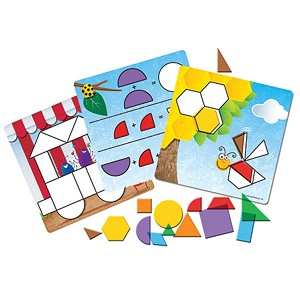 Shapes Don't Bug Me Geometry - Activity Set