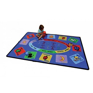 Smarty Spanish Bilingual Rug