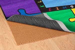 Undercarpet Mat, 78''w x 113''l - Rectangle