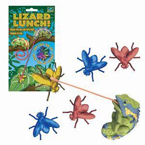 Lizard Lunch Game