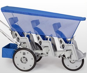 Canopy Sides for Runabout 3-Seater