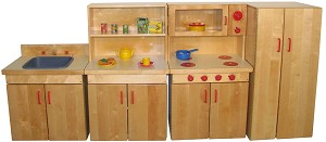 Deluxe School Age Kitchen Pack 1