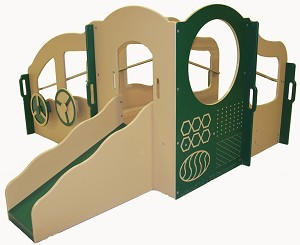 Infant Toddler Dream Playground - Natural Colors