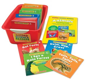 Guided Science Readers Super Set - Animals